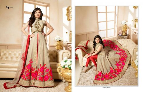 Embroidery and karchupi work LT-NITYA 659