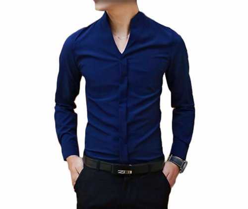 Full-Sleeve Casual Shirt