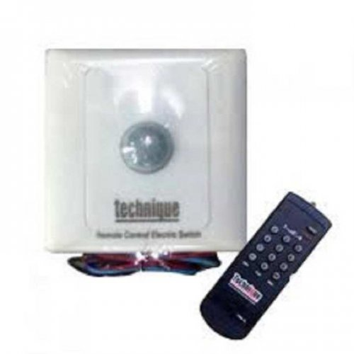 Electric Remote Control Switch For One Ceiling Fan & Two Light