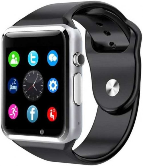"""A1 Mobile SIM Supported Smart Watch With Camera and Bluetooth Pair Mate """