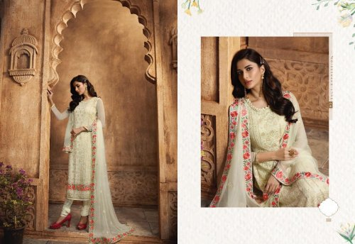 Georgette Embroidery Salwer Kameez For Women