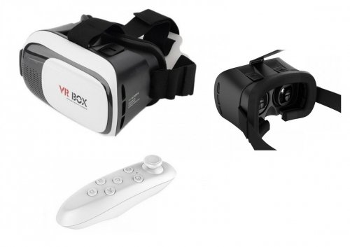 VR BOX Virtual Reality 3D Glasses(HH17)