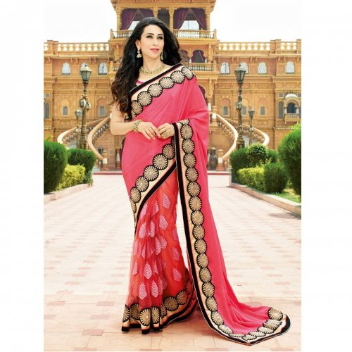 Weight Less Georgette saree SS-646