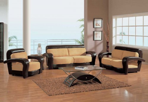 Living Room Chair Sofa Set Drawing Room Furniture