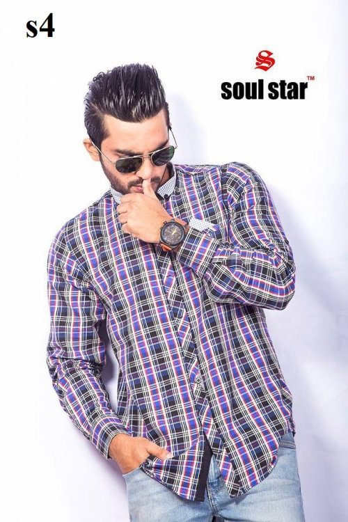 Soul Star Branded Eid Shirt 2016-4