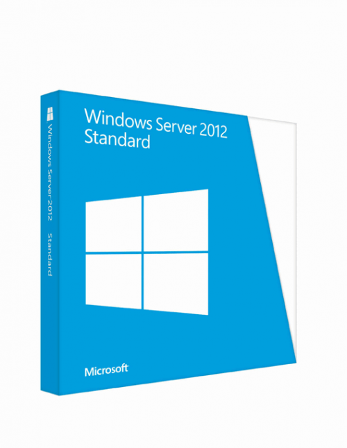 MICROSOFT WINDOWS SERVER 2012 STD [2CPU/2VM]