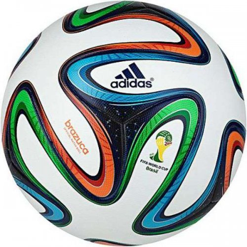Adidas Brazuca 2014 Official Match Ball Replica