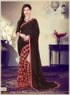 Indian Soft chiffon Saree se-502