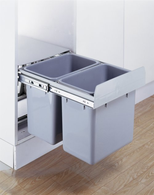 WellMax Drawing PVC Dustbin