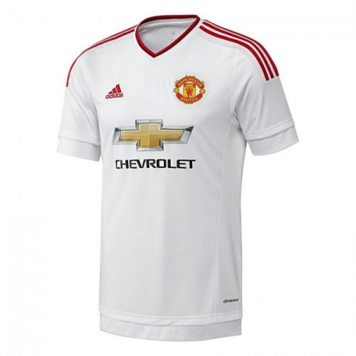 Manchester United Half Sleeve Away Jersey