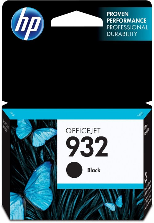 HP 932 Standard Capacity Ink Cartridge - Black