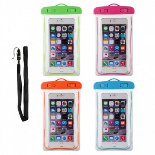 Waterproof Mobile Pouch Bag-1