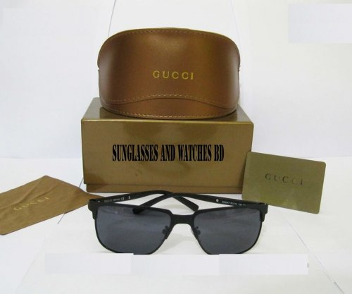 Gucci Gents Black Sunglass 2947 Replica SW4012