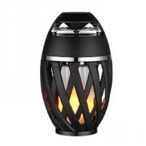 Flame Atmosphere Lighting Decoration Lamp Speaker
