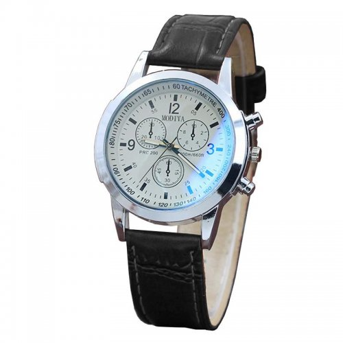 Unisex Fashion Mesh Watches And Woman's Quartz Analog Watches