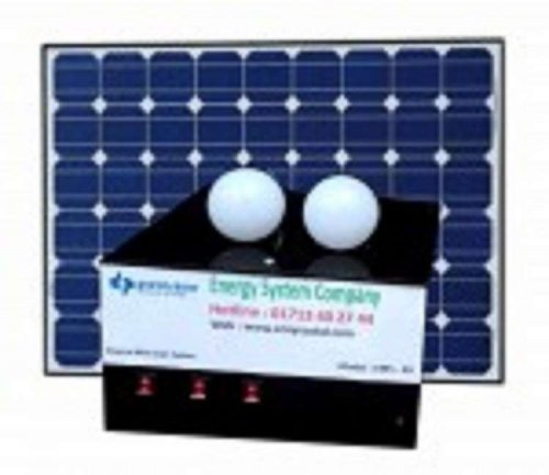 Mini Solar Power Home System 20-Watt