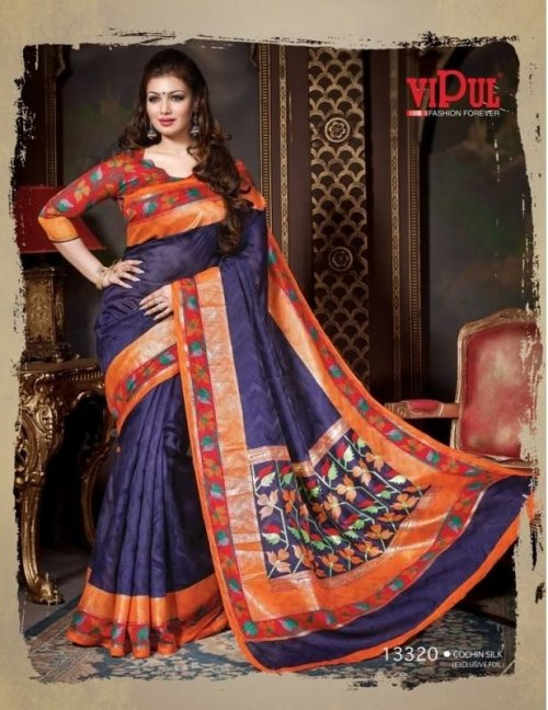 vipul eid collection saree vpl 13320