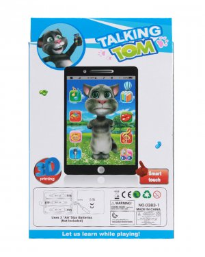 97ab24d37f3eb TALKING TOM INTERACTIVE LEARNING TABLET for kids