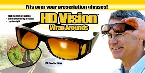 hd Vision Sunglasses HG-341