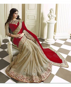 Weight Less Georgette saree SS-482