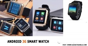 ANDROID 3G SMART WATCH