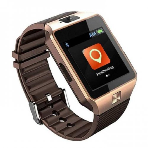 X09 SIM Smartwatch - Brown