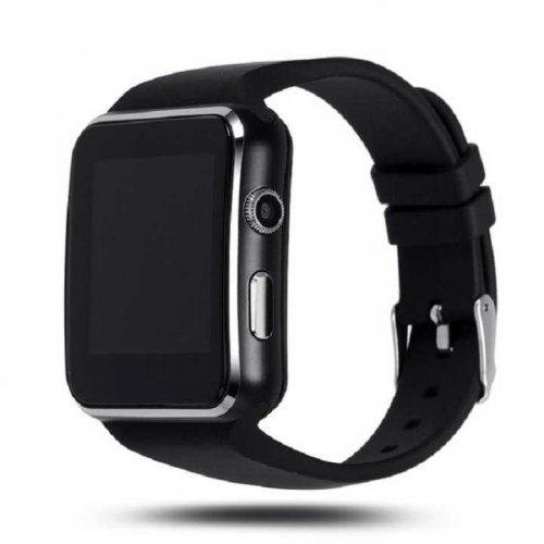 "1.54"""" inch IPS HD LCD Curved Screen X6 Smart Watch"
