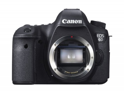 Canon EOS 6D with 24-105 f/4L