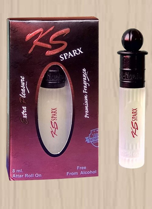 Al-Nuaim KS Sparx Extra Pleasure Attar