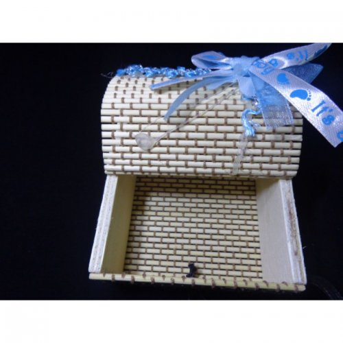 Square Shape Gift Box for Jewelry Set