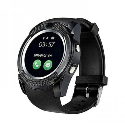 Smartwatch V8 - Black