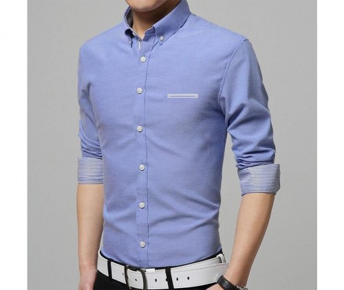 Full sleeve jents casual shirt 40