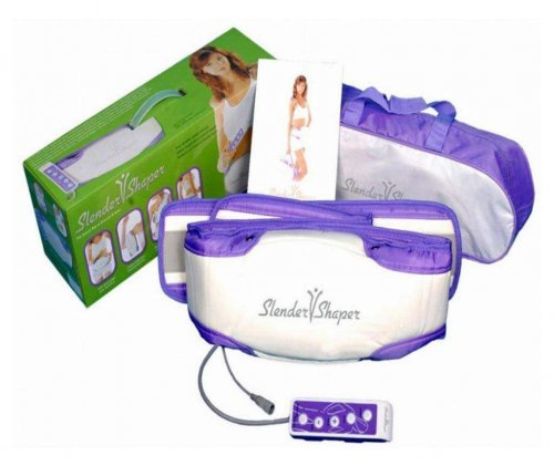 slender v shaper massage belt