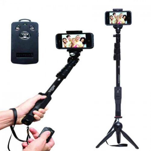Long Selfie Stick with TriPod