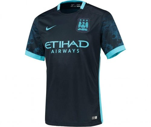 Manchester City half sleeve jersey
