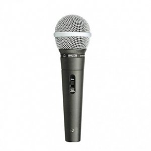 Ahuja Wired Microphone AUD 100XLR