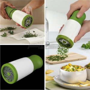 Herb Grinder Spice Mill Parsley Chopper