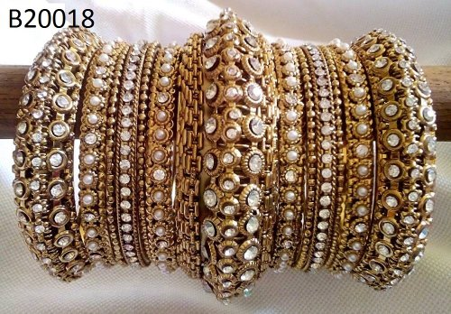 Gold Plated jewelry ornaments Bangles B-20018