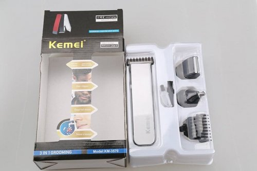 Kemei KM 3570 Trimmer and Shaver