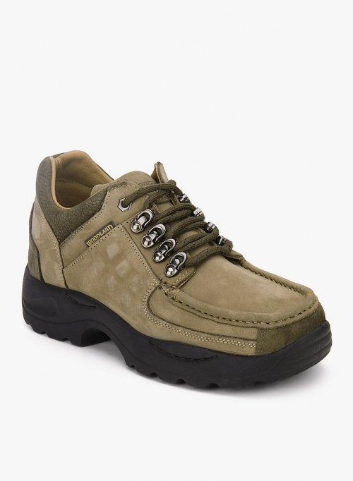 Woodland Casual Shoes KHAKI 3