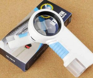 multi function magnifier