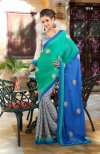Designer Fancy Saree code 101-B