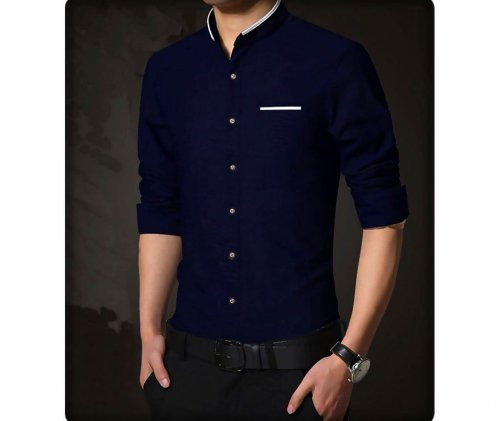 Full Sleeve Casual Shirt jentasa