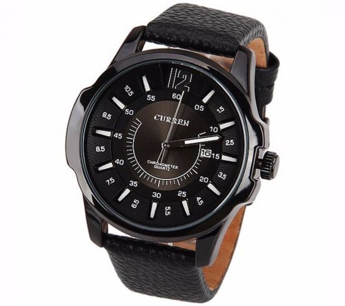 CURREN menz wrist watch-7