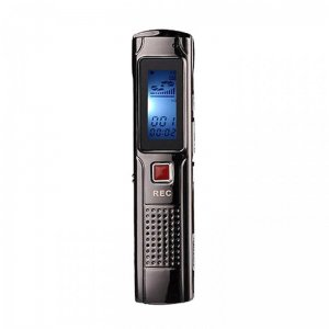 Digital Voice Recorder With Mp3 Player 16GB