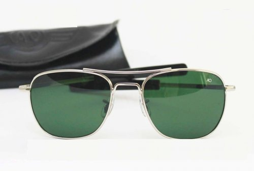 American Optical Replica Silver Sunglass SW4009