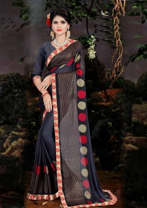 Indian Soft Silk Saree se-215