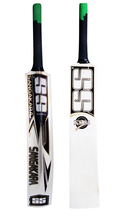 SS Sangakara Tape wooden cricket bat