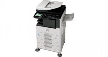 Printer and scanner