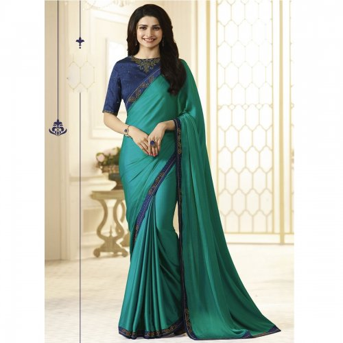 Vinay Chiffon thin silk saree
